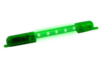 "PlasmaGlow® 10202 - 10"" Green LED GloStix Tube"
