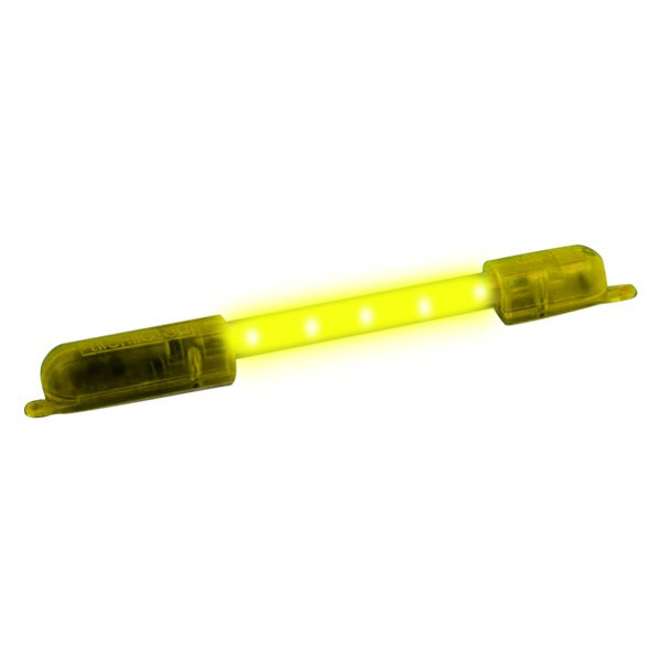 "PlasmaGlow® - 10"" Yellow LED GloStix Tube"