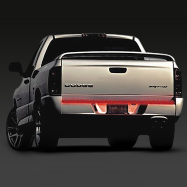PlasmaGlow® - FireStorm Scanning LED Tailgate Bar - Brake Lights