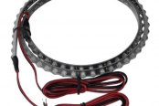 "PlasmaGlow® - 36"" Green LumaFlex Flexible LED Strip"