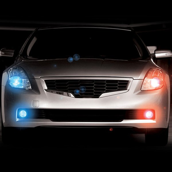PlasmaGlow® - Color Changing LED Headlight Strobe Kit