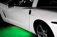 PLASMAGLOW� - 2.1 Million Color LED Under Car Kit with Flexible Tubes