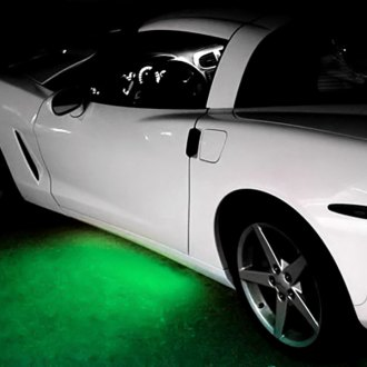 PlasmaGlow® - Flexible 2.1 Million Color LED Underbody Kit