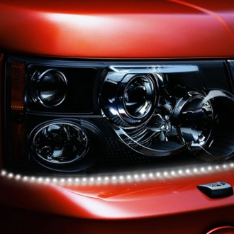 PlasmaGlow® - Lightning Eyes LED Headlight Kit (White)