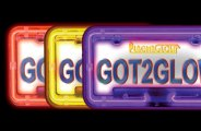 PlasmaGlow® - Color Changing LED License Plate Frame