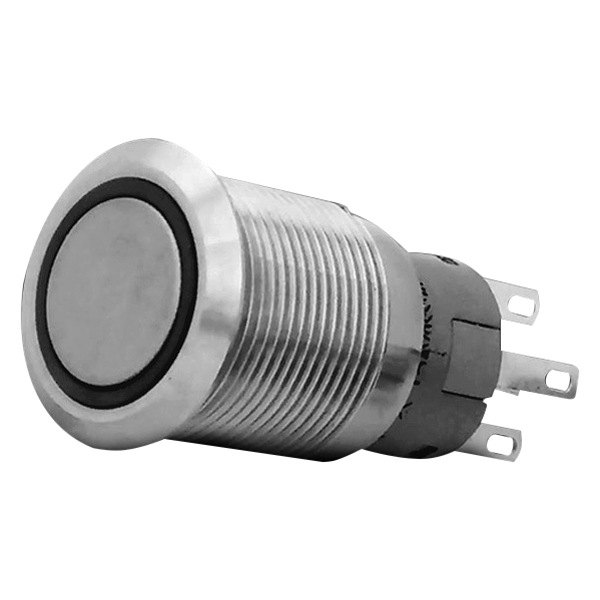 PlasmaGlow® - Red Light Momentary LED Activator Switch