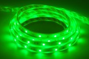 PlasmaGlow® - 16' Green FlexLink LED Roll