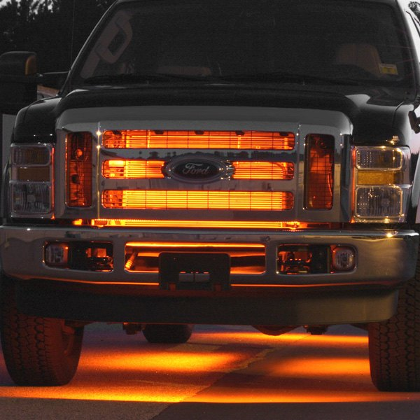 PlasmaGlow® - ThunderGrille LED Grille 2 Strip Kit
