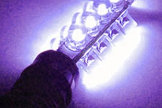 PlasmaGlow® - Purple Single LED Strobe Bulb