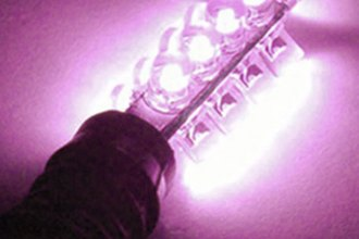 PlasmaGlow® - Pink Single LED Strobe Bulb
