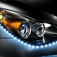Plasmaglow® - Blue LED Headlight Kit