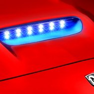 Plasmaglow® - Night Raider Scanning LED Hood Scoop