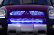 PlasmaGlow� - ThunderGrille LED Grille Kit