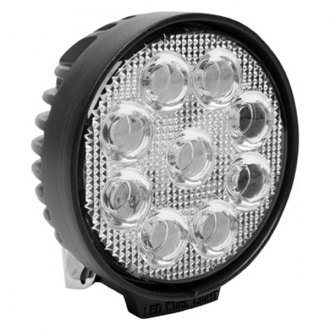 "PlasmaGlow® - 5"" Bandit Round LED Driving Light"