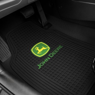 Plasticolor® - Floor Mats with John Deere Logo