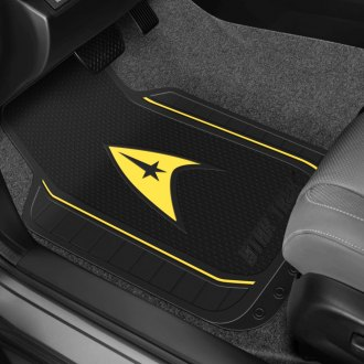 Universal All Weather Floor Mats Amp Liners Vinyl Rubber