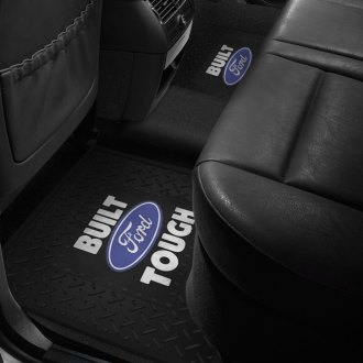 Plasticolor® - Floor Mat with Ford Logo