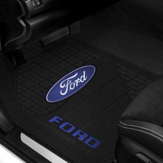 Plasticolor® - Floor Mats with Ford Logo