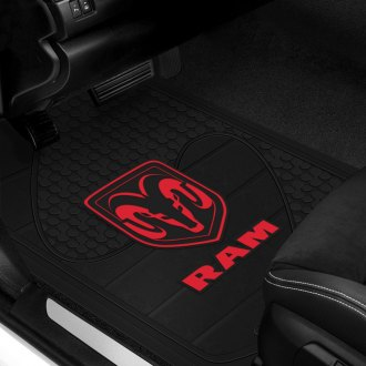 Plasticolor® - Floor Mats with Dodge Logo