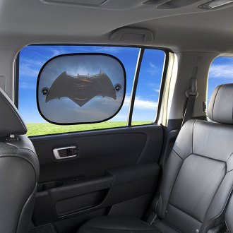 Plasticolor® - Warner Bros. Batman vs. Superman Side Window Mesh Sun Shades
