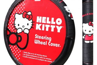 Plasticolor® - Hello Kitty Core Steering Wheel Cover