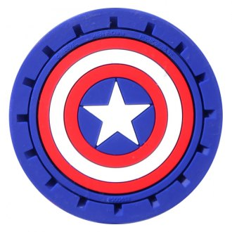 Plasticolor® - Marvel Heroes Auto Cup Holder Coasters
