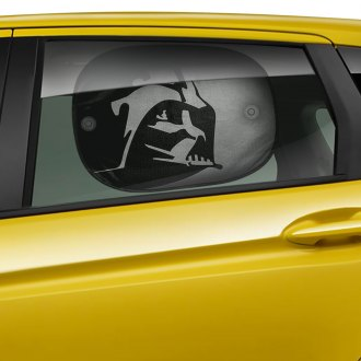 Plasticolor® - Star Wars Darth Vader Side Window Mesh Sun Shade
