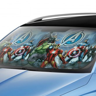 Plasticolor® - Marvel Avengers Movie Characters Magic Sun Shade