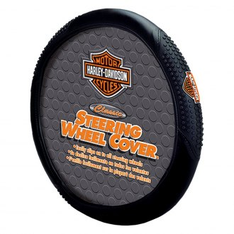 Plasticolor® - Harley-Davidson Logo Steering Wheel Cover