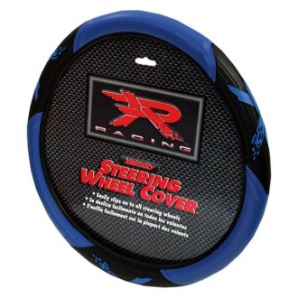 Plasticolor® - R Racing Logo Steering Wheel Cover