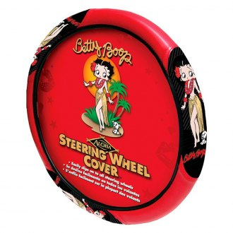 Plasticolor® - Aloha Betty Boop Steering Wheel Cover