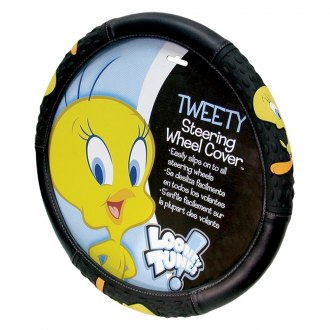 Plasticolor® - Tweety Attitude Steering Wheel Cover