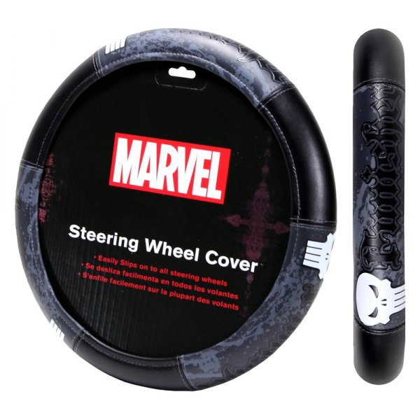 Plasticolor® - Punisher Speed Grip Steering Wheel Cover