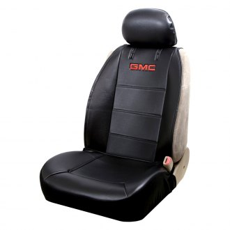 Plasticolor® - GMC Logo Low Back Sideless Seat Cover