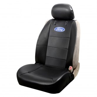 Plasticolor® - Ford Logo Low Back Sideless Seat Cover