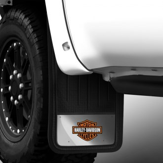 "Plasticolor® - 12"" x 23"" Heavy Duty Mud Flaps"