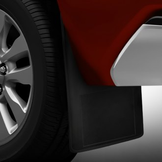 "Plasticolor® - 18.5"" x 24"" Rear Mud Flaps without Logo"
