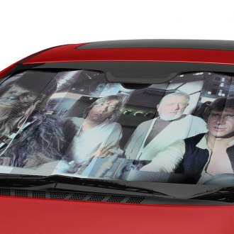 Plasticolor® - Star Wars Movie Characters Sun Shades