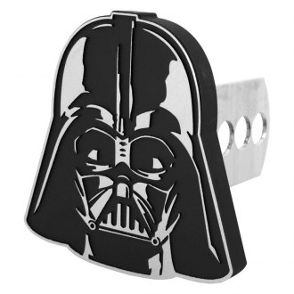 "Plasticolor® - Hitch Cover with Darth Vader Logo for 1-1/4"" and 2"" Receivers"