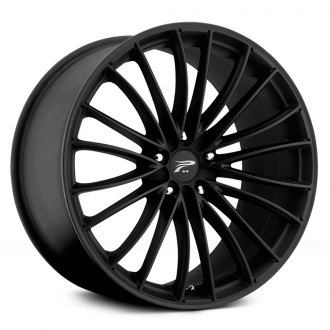 PLATINUM® - 417B MONARCH Matte Black