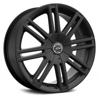 PLATINUM® - 434SB ORION Satin Black with Clear Coat