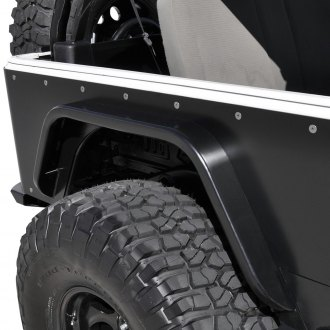 Poison Spyder Customs® - DeFender™ Fender Flares