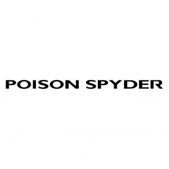 "Poison Spyder Customs® - ""Poison Spyder"" Hood Decal"