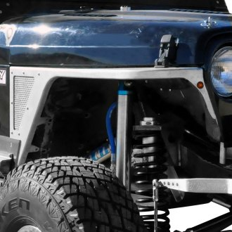 Poison Spyder Customs® - DeFender™ Zero Fender Flares