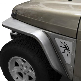 Poison Spyder Customs® - Fender Flares