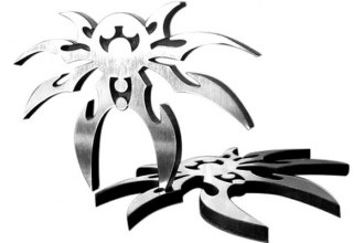 Poison Spyder Customs® - Chrome Spyder Emblem