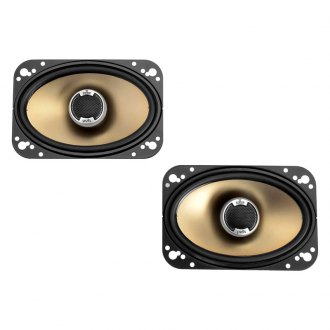 "Polk Audio® - 4"" x 6"" 2-Way db Series 240W Coaxial Speakers"