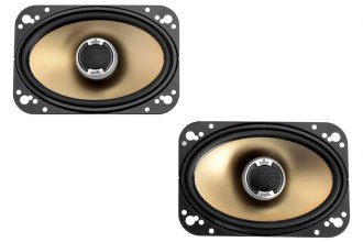 "Polk Audio® - 4"" x 6"" 2-Way db Series 240W Speakers"
