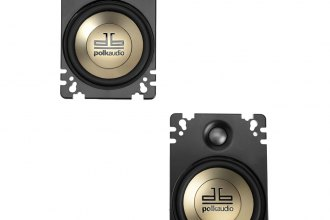 "Polk Audio® - 4"" x 6"" 2-Way db Series 300W Speakers"