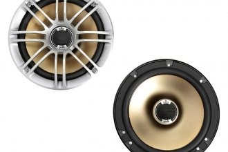 "Polk Audio® - 6-1/2"" 2-Way db Series 165W Speakers with Liquid Cooled Silk Tweeters"